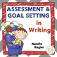 Writing Bundle: Trading Cards, Assessment, and Goal Settin