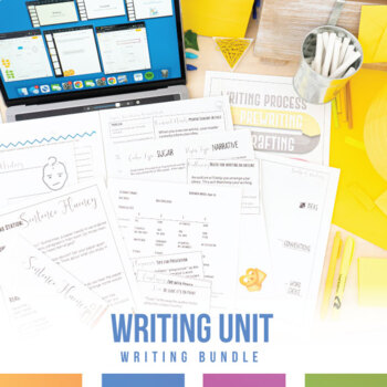 Distance Learning: Writing Bundle for Freshmen and Sophomores