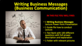 Writing Business Messages (Business Communication)