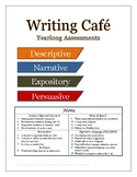 Writing CAFE Yearlong Assessments