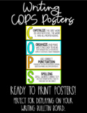 Writing COPS Posters (READY TO PRINT)