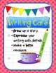 Writing Cafe Folder