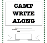 Writing Camp Book Cover