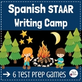 Writing Camp Spanish 4th grade / Campamento de Escritura