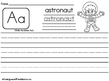 Writing Can Be Fun Worksheets