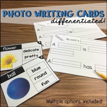Writing Prompts with Photos