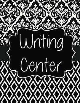Writing Center Kit