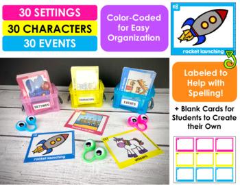 Writing Center: Build-A-Story