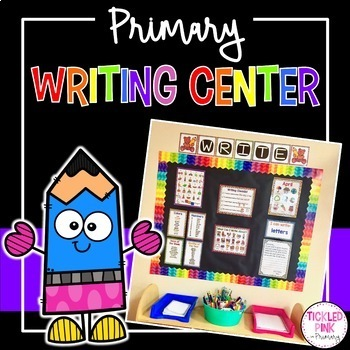 Writing Center (Kindergarten, First Grade, Second Grade)