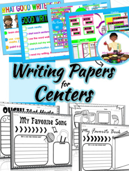 Writing Center: The ULTIMATE Creative Writing Set