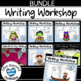 Writing Center Activities Bundle for 3rd, 4th, and 5th Grade