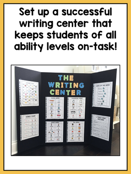 daily writing activities for first grade