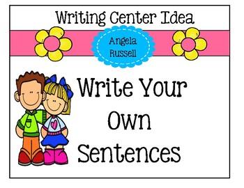 Writing Center Activity