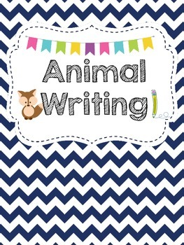 Writing Center - Animal Writing