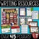 Writing Center Board Setup and Activities