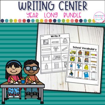 Writing Center Bundle