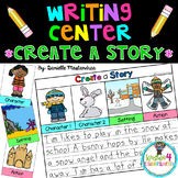 Writing Center *CREATE A STORY*