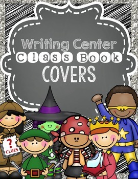 Writing Center Class Book Covers