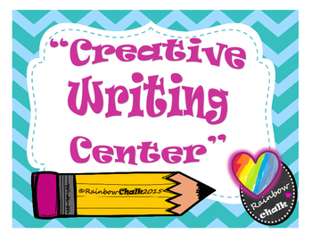 Writing Center: Creative Writing