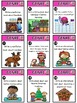 writing center December (16 Writing Activities and 351 Picture Cards)
