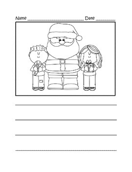 December Writing Center Packet