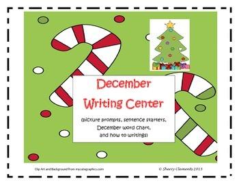December Writing Center Packet