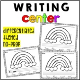 Writing Center Differentiated
