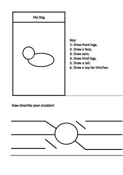 Writing Center - Draw a...