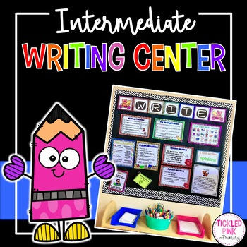 Writing Center (Intermediate Bundle)