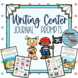 Writing Center Journal Prompts