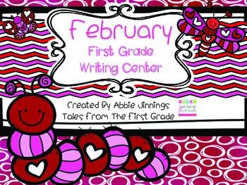 Writing Center Kit- February