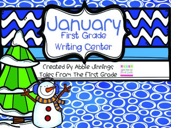 Writing Center Kit- January