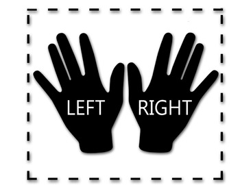 Writing Center - Left and Right Hand
