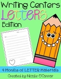 Writing Center: Letter Writing Edition