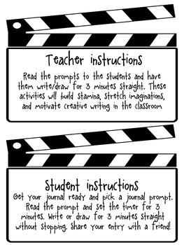 Writing Center MEGA Bundle: 7 Writing Activities!