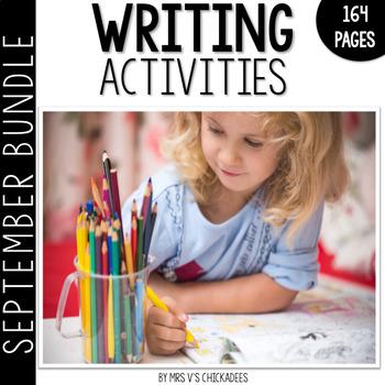 Writing Center MEGA Bundle: September Edition