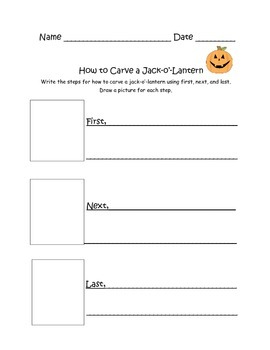 October Writing Center Packet