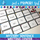 Writing Center Pack -