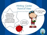 Point of View Writing Center