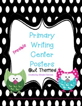 Writing Center Posters