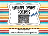 Writing Center Posters - FREEBIE!