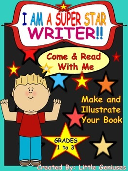 Writing Center Printables: All About Me!