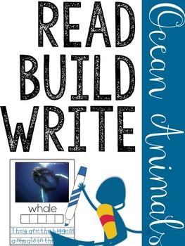 Writing Center: Read. Build. Write (Ocean Edition)