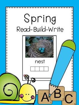 Writing Center: Read. Build. Write (Spring Edition)