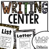 Writing Center Display [Safari/Jungle]