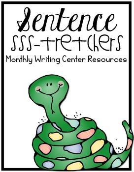 Writing Center : Sentence Stretchers