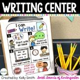 Writing Center {Sentence Writing Anchor Charts and Printables}