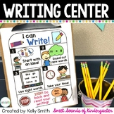 Writing Center {Sentence Writing Anchor Charts and Printables}