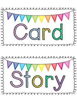 Writing Center Headers / Signs