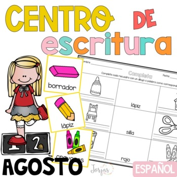 Writing Center Spanish August - Centro de Escritura Agosto